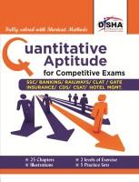 Quantitative Aptitude for Competitive Exams - SSC/Banking/CLAT/Hotel Mgmt./Rlwys/CDS/GATE(English, Paperback, Disha Experts)
