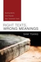Right Texts, Wrong Meanings(English, Paperback, Tsang Sam)