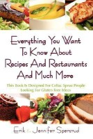 Everything You Want to Know about Recipes and Restaurants and Much More(English, Hardcover, Spersrud)
