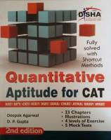 Quantitative Aptitude for CAT/ XAT/ IIFT/ CMAT/ CET/ICET/MAT/IRMR/CMAT/ATMA/SNAP/NMAT(Paperback, Disha Experts)