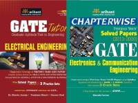 GATE Electronics & Commuincation Guide & Solved Paper (Set of 2 Books)(English, Paperback, Arihant)