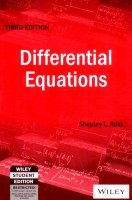 Differential Equations 3rd Edition(English, Paperback, Shepley L. Ross)