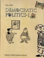 Democratic Politics - 1 : Textbook in Social Science for Class - 9 01 Edition(English, Paperback, NCERT)
