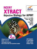 NCERT Xtract � Objective Biology for�NEET/�AIPMT, Class 11/ 12, AIIMS, JIPMER, BHU, AMU, State PMTs 2nd Edition 2 Edition(English, Paperback, Disha Experts)