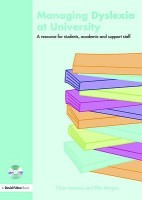 Managing Dyslexia at University: A Resource for Students, Academic and Support Staff (David Fulton Books)(English, Paperback, Ellen Morgan, Claire Jamieson)