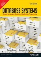 Database Systems : Models,Languages,Design and Application Programming : Models,Languages,Design and Application Programming 6 Edition(English, Paperback, Ramez Elmasri)