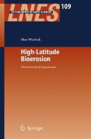 High-latitude Bioerosion: The Kosterfjord Experiment (lecture Notes In Earth Sciences)(English, Hardcover, Max Wisshak)