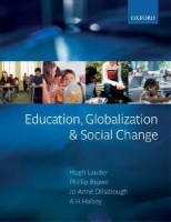 EDUCATION GLOBALIZATION & SOCIAL CHANGE (Academic Books) Edition(English, Paperback, Lauder)