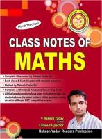 Class Notes of Maths (Hindi)(Hindi, Paperback, Rakesh Yadav)