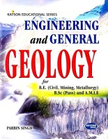 Engineering and General Geology for B.E (civil, Mining, Metallurgy) B.Sc (pass) and A.M.I.E(English, Paperback, Singh Parbin)