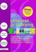 Language for Learning: A Practical Guide for Supporting Pupils with Language and Communication Difficulties Across the Curriculum (David Fulton / Nasen) (David Fulton Books)(English, Paperback, Sue Hayden, Emma Jordan)