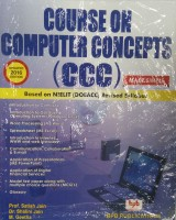 Course On Computer Concepts (CCC) Made Simple(English, Paperback, Satish Jain)
