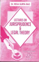 Lectures on Jurisprudence and Legal Theory(English, Paperback, Dr. Rega Surya Rao)