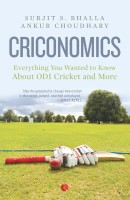 Criconomics - Everything You Wanted to Know about ODI Cricket and More(English, Paperback, Bhalla Surjit S.)