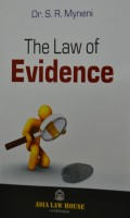 Law of Evidence(English, Paperback, Dr. S.R. Myneni)