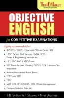 Objective English For Competitive Examinations(English, Paperback, Nitin Sharma)