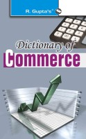 Dictionary of Commerce 24 Edition(English, Paperback, Sima Kumari)