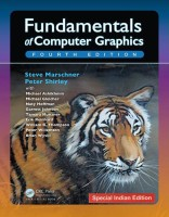 Fundamentals of Computer Graphics, Fourth Edition(English, Paperback, Steve Marschner, Peter Shirley)
