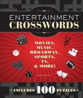 Entertainment Crosswords: Movies, Music, Broadway, Sports, TV & More(English, Paperback, Sam Bellotto Jr.)