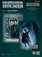 Sherlock Holmes -- Sheet Music Selections from the Warner Bros. Pictures Soundtracks(English, Paperback, HANS ZIMMER)