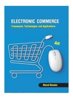 Electronic Commerce : Framework, Technologies and Applications 4th Edition(English, Paperback, Bharat Bhasker)