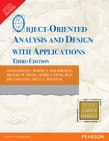 Object-Oriented Analysis and Design with Applications 3rd Edition(English, Paperback, Robert A. Maksimchuk, Bobbi J. Young, Grady Booch, Jim Conallen, Michael W. Engel, Kelli A. Houston)