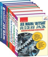 JEE MAIN/ BITSAT Success Pack (4th edition) for Engineering Entrance Exams(English, Paperback, Disha Experts)