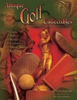 Antique Golf Collectibles(English, Hardcover, Georgiady Pete)