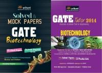 GATE Biotecgnology Guide & Solved Paper (Set of 2 Books)(English, Paperback, Prof Bm Agarwal Akanksha)