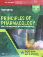 Principles of PHARMACOLOGY, The Pathophysiology Basis of Drug Therapy(English, Paperback, Golan)