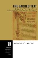 The Sacred Text(English, Paperback, Satta Ronald F)