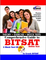 Comprehensive Guide to BITSAT Online Test - with Mosk Test CD(English, Paperback, Disha Experts)
