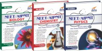 Crack NEET/ AIPMT Physics/ Chemistry/ Biology (set of 3 books) - 4th Edition (Must for AIIMS & other Medical Entrance Exams) 4 Edition(English, Paperback, Disha Experts)