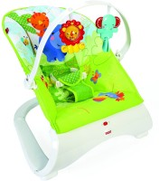 FISHER-PRICE Curve Bouncer Bouncer(Multicolor)