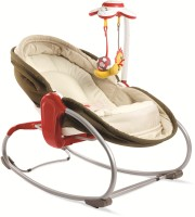 Tiny Love 3-in-1 Rocker Napper Electric Bouncer(Brown)