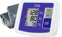 JSB DBP05 Digital Arm Bp Monitor(White & Blue)