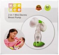Meemee 2-In-1 Mini Electric Breast Pump  - Electric(Green)