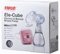 Farlin Farlin Electric & Manual Breast Pump  - Electric(Pink)