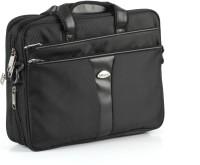 Creation FB-3-L Medium Briefcase - For Boys(Black)