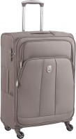 Delsey Uranie 56Cm Carry-On Trolley Luggage (Iguana) Small Briefcase - For Men & Women(Iguana)