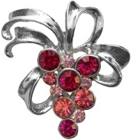 FURE Bunch Of Grapes Brooch(Pink)