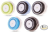 Procizion Replacement Brush Heads(Pack of 5)