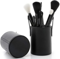Foolzy Premium Makeup Brushes Kit With Leather Case(Pack of 12)