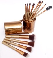 C.A.L Los Angeles Make Up Brushes Set(Pack of 12)