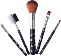 Majik Make Up Brushes For Proferssional Use(Pack of 5) - Price 145 66 % Off