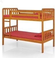 View RoyalOak Scout Solid Wood Bunk Bed(Finish Color - Natural Brown) Price Online(RoyalOak)