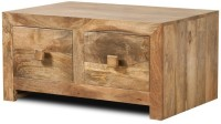 View The Attic Solid Wood Free Standing Chest of Drawers(Finish Color - Natural) Price Online(The Attic)