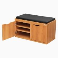 Godrej Interio Engineered Wood Free Standing Cabinet(Finish Color - Honey)