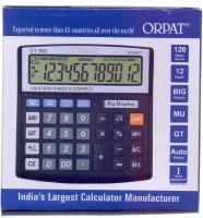 ORPAT OT-500 Check & Correct Calculator Basic  Calculator(12 Digit)