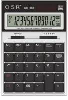 OSR SR-888 SR-888 Basic  Calculator(12 Digit)